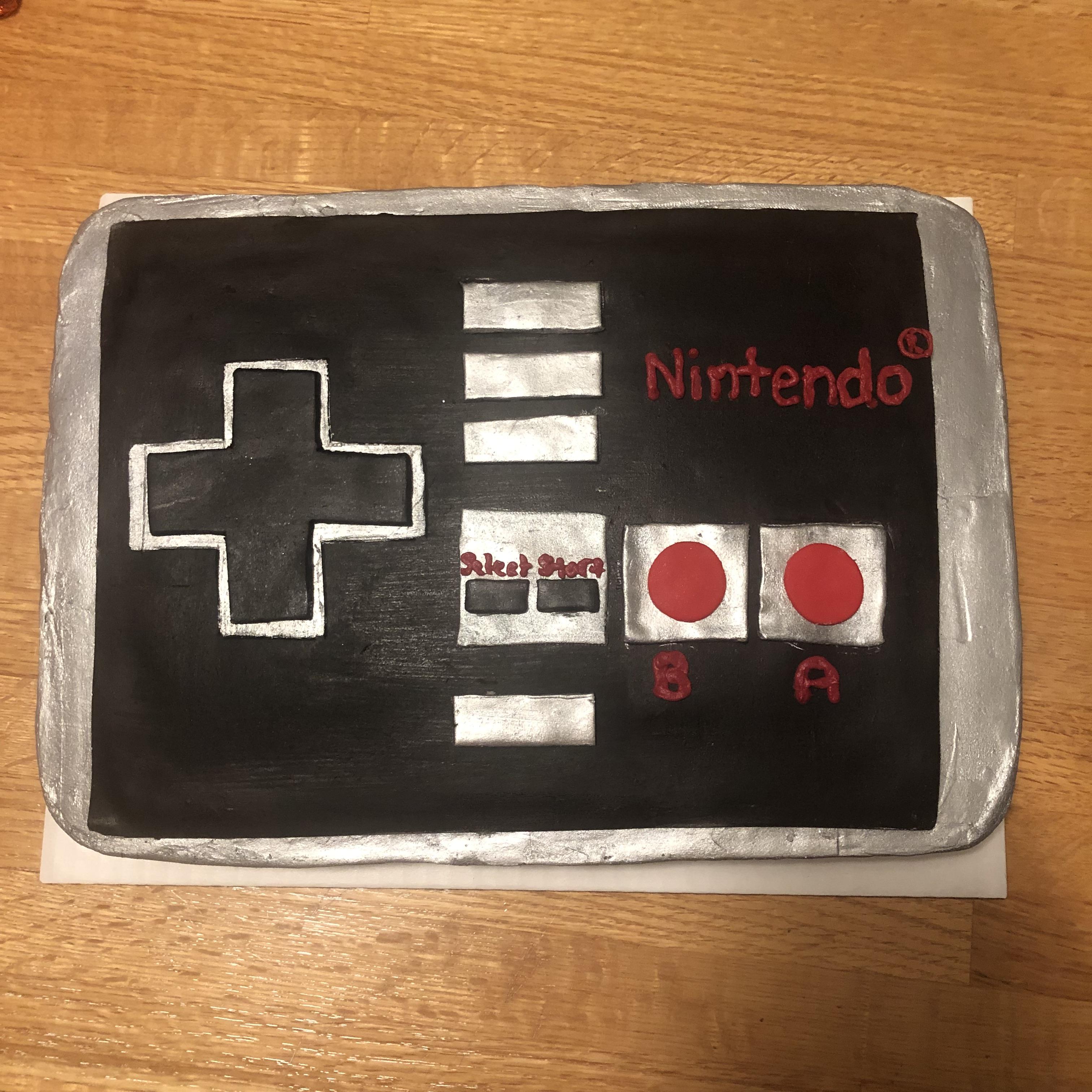 NintendoCake
