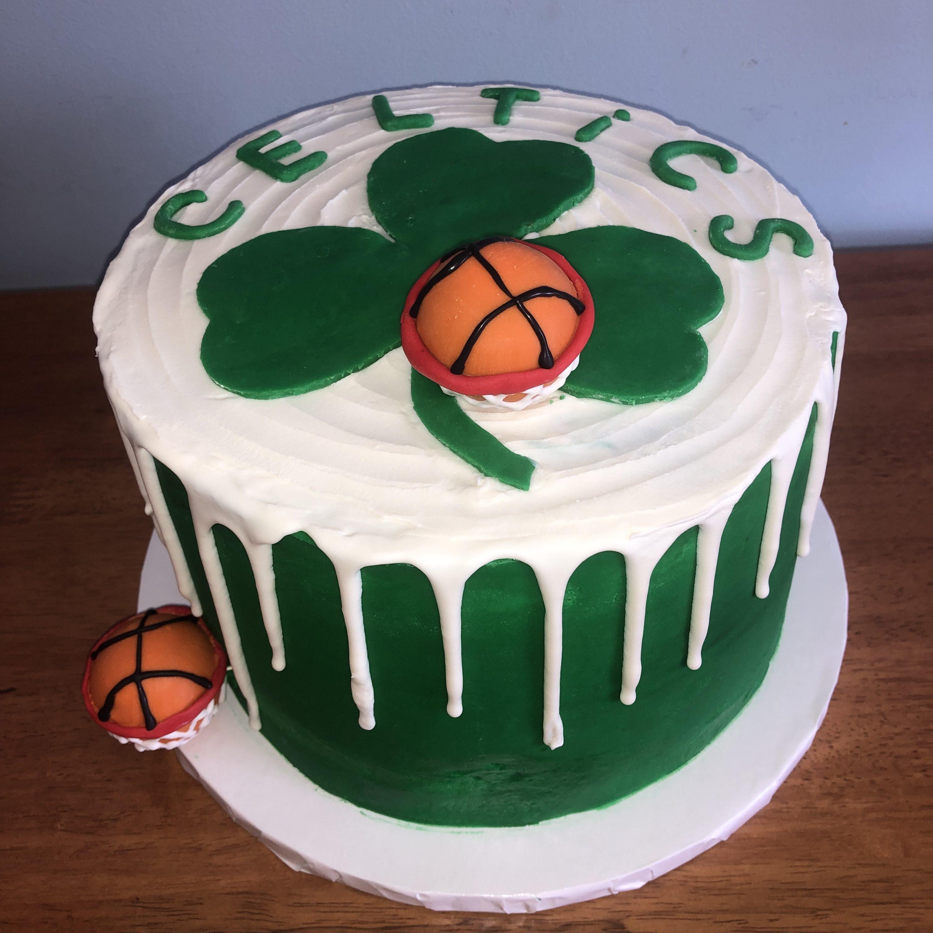 Celtics Cake_4