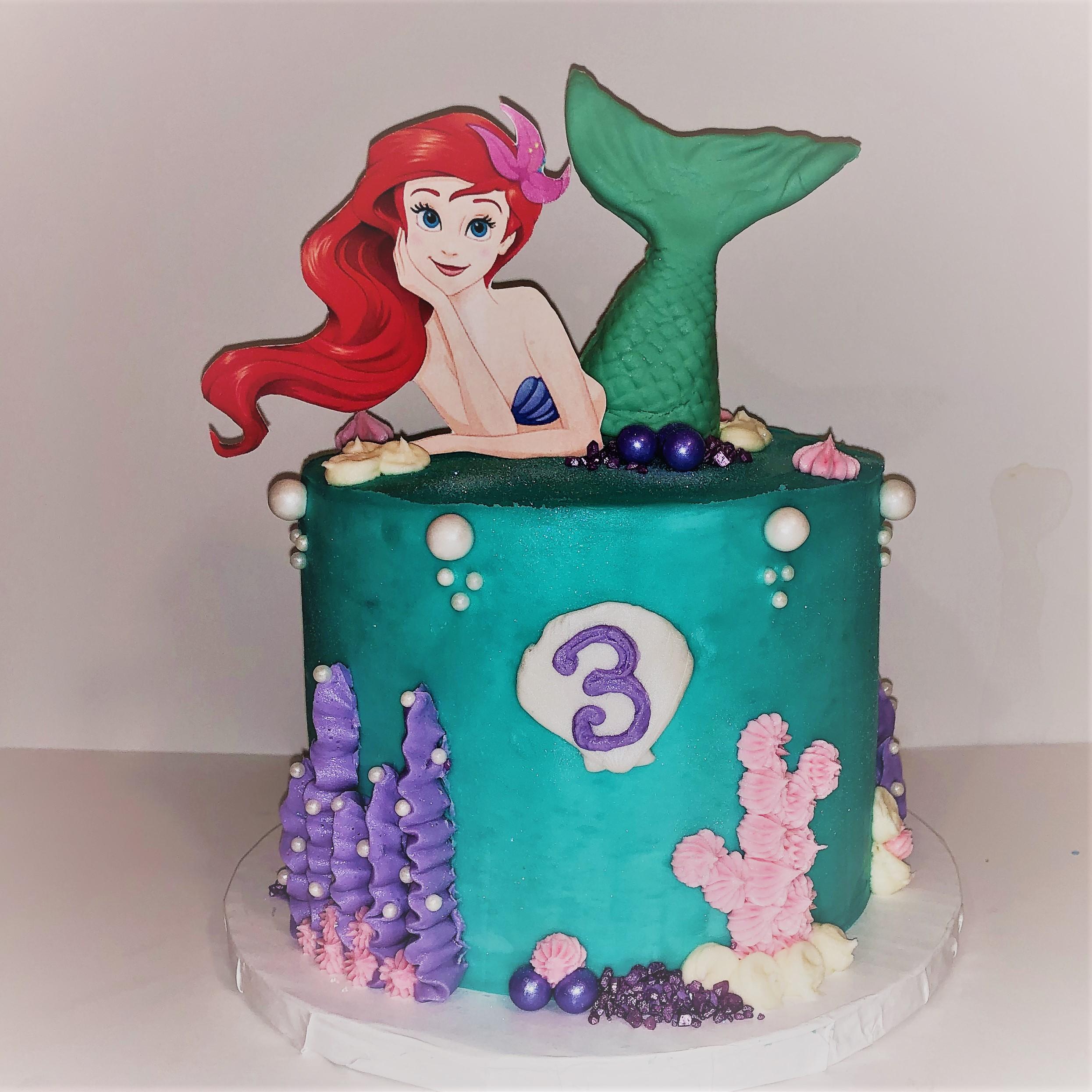 Mermaid Ariel
